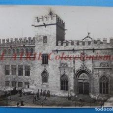 Fotografía antigua: VALENCIA - LA LONJA, FOTOGRAFICA - AÑOS 1930-40. Lote 180837478