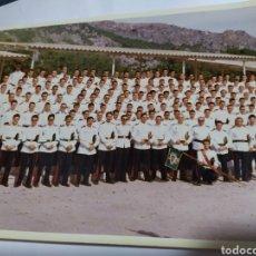 Fotografia antiga: ANTIGUA FOTO SOLDADOS MARINEROS FOTO EN GRUPO. Lote 181400571
