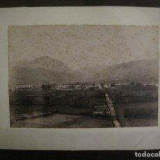 Fotografía antigua: FOTOGRAFIA ANTIGUA SIN DETERMINAR-ALBUMINA-VER FOTOS TAMAÑO-(V-17.925). Lote 181405213