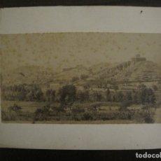 Fotografía antigua: FOTOGRAFIA ANTIGUA SIN DETERMINAR-ALBUMINA-VER FOTOS TAMAÑO-(V-17.928). Lote 181405580