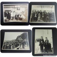 Fotografía antigua: ALBUM FOTOGRAFICO DE JAPON, AÑO 1928, INAGURACION DEL MONUMENTO DE NACIMIENTO DE TRÁFICO Y AMISTAD E. Lote 181559233