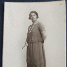 Fotografía antigua: VALENCIA FOTOGRAFO JULIO DERREY. Lote 183692500