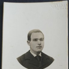 Fotografía antigua: VALENCIA FOTOGRAFO LLOPIS. Lote 183692988