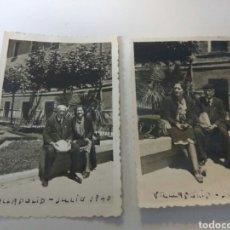 Fotografía antigua: FOTOGRAFIAS ANTIGUAS VALLADOLID AÑO 1940 ORIGINALES LOTE DE DOS. Lote 183719793