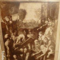 Fotografía antigua: MADRID MUSEO DEL PRADO CUADROS DE RAFAEL FOTOGRAFO J. LAURENT 2 ALBUMINAS SIGLO XIX. Lote 183741406