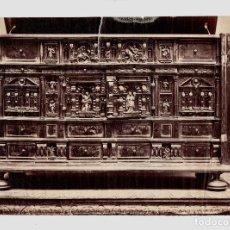 Fotografía antigua: ARQUILLA ANTIGUA, 1860 APROX. FOTOGRAFIA ATRIBUÏDA A CHARLES CLIFFORD. 22,5 X 32 CM. RARA. Lote 183823291