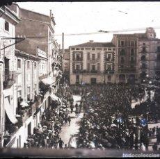 Fotografía antigua: ALCOY NEGATIVO DE CRISTAL. Lote 183922148