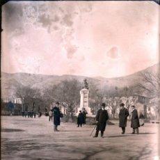 Fotografía antigua: ALCOY NEGATIVO DE CRISTAL. Lote 183924141