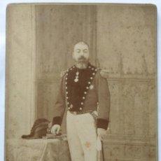 Fotografía antigua: NADAR FOTOGRAFO PARIS. Lote 186066358
