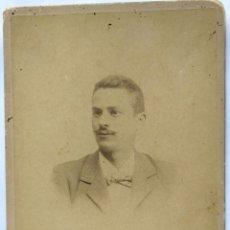 Fotografía antigua: ALCOY FOTOGRAFO GARCIA Y VALOR . Lote 186067511