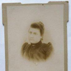Fotografía antigua: ALCOY FOTOGRAFO GARCIA Y VALOR . Lote 186067573
