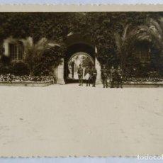 Fotografía antigua: ALCOY FOTOGRAFO MATARREDONA. Lote 186067743