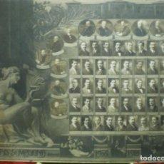 Fotografía antigua: ORLA FACULTAD DE MEDICINA DE ZARAGOZA, 1906-1913. Lote 190391700