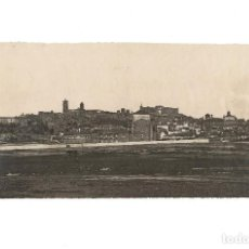 Fotografía antigua: TRUJILLO.(CÁCERES).- VISTA PANORÁMICA. J.LAURENT?..- 34X15.. Lote 191302361