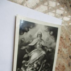 Fotografía antigua: ANTIGUA FOTO(S/F) RELIGIOSA- CUÑO DE: J. CABRELLES SIGÜENZA- VALENCIA- MIDE 16.5 X 12.5 CM.. Lote 191570556