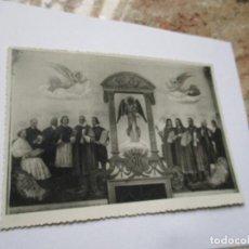 Fotografía antigua: ANTIGUA FOTO(S/F) RELIGIOSA-- -MIDE 16 X 11.5 CM.- . Lote 191575118