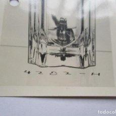 Fotografía antigua: ANTIGUA FOTO DE:GLASS JAR, SMALL SIZE, WITH WHITE ENAMELLED SCREW CAP-REF: 4282-H.-FECHA:JUN 1 1948. Lote 191577983