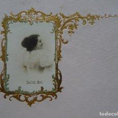 Fotografía antigua: ISABEL BRÚ, ACTRIZ, CANTANTE. Lote 192821163