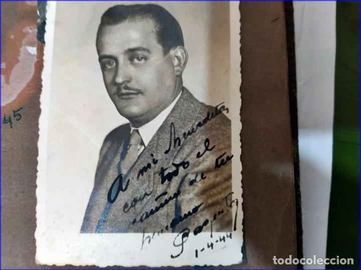 Fotografía antigua: ÁLBUM DE FOTOS FAMILIAR DE LOS AÑO 30-40. ESPAÑOL. - Foto 4 - 193740542