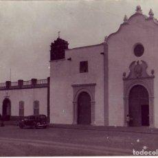 Fotografía antigua: LAS PALMAS - LANZAROTE - TEGUISE CONVENTO DE SANTO DOMINGO. Lote 194263868