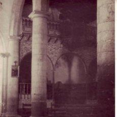 Fotografía antigua: LAS PALMAS - FUERTEVENTURA- IGLESIA DE SANTA MARIA DE BETANCURIA. Lote 194263992