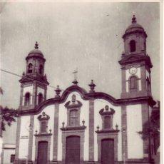 Fotografía antigua: LAS PALMAS - IGLESIA DE GUIA. Lote 194264076