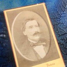 Fotografía antigua: FOTOGRAFÍA L.SELLIER, TARJETA VICTORIA.. Lote 194302621