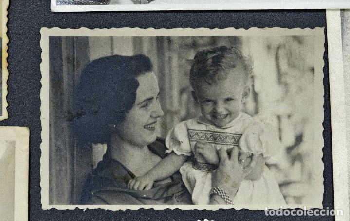 Fotografía antigua: Lote de 9 fotos antiguas, surtidas (ver fotos ) - Foto 2 - 194346125