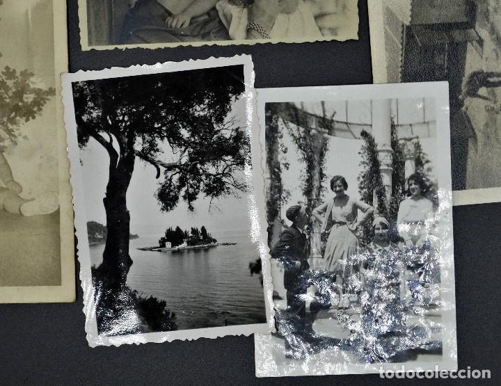 Fotografía antigua: Lote de 9 fotos antiguas, surtidas (ver fotos ) - Foto 5 - 194346125