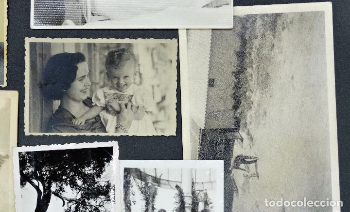 Fotografía antigua: Lote de 9 fotos antiguas, surtidas (ver fotos ) - Foto 6 - 194346125