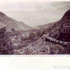 Fotografía antigua: LAS PALMAS-VALLE DE AGAETE. Lote 194363136