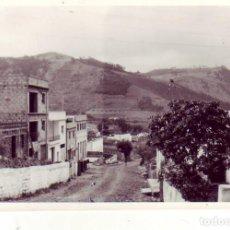 Fotografía antigua: TENERIFE - PEDRO ALVAREZ TEGUESTE 1967. Lote 194364038