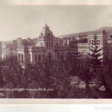 Fotografía antigua: SANTA CRUZ DE TENERIFE AVENIDA 25 DE JULIO - JG GRANDE. Lote 194548301