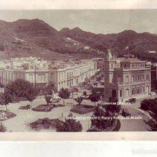 Fotografía antigua: SANTA CRUZ DE TENERIFE AVENIDA 25 DE JULIO - JG GRANDE. Lote 194548332