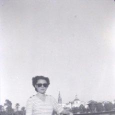 Fotografía antigua: LOTE DE 6 NEGATIVOS DE 7 X 11,5 CM.. Lote 194569510