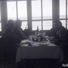 Fotografía antigua: LOTE DE 12 NEGATIVOS DE 4 X 7 CM.. Lote 194570143