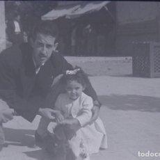 Fotografía antigua: LOTE DE 10 NEGATIVOS DE 4 X 6 CM.. Lote 194570756