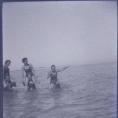 Fotografía antigua: LOTE DE 6 NEGATIVOS DE 6 X 4 CM.. Lote 194571008