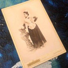 Fotografía antigua: FOTOGRAFÍA M.CASTILLO.SEVILLA.. Lote 194581583