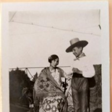 Fotografía antigua: ALCOY FOTOGRAFO SIRVENT LOTE 4 FOTOGRAFIAS. Lote 194612616