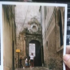 Fotografía antigua: FOTOGRAFIA ERICE SICILIA. Lote 194613436