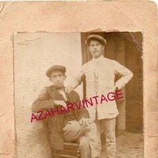 Fotografía antigua: ALCALA DE GUADAIRA, SIGLO XIX, RAFAEL BECA FERRARO, 80X120MM. Lote 194686145