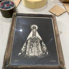 Fotografía antigua: FOTO REQUENA REGISTRADA NUESTRA SEÑORA DE LOS DOLORES. Lote 194688961