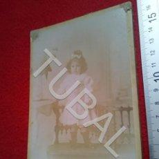 Fotografía antigua: TUBAL BORKE MADRID FOTOGRAFIA ORIGINAL 100% B48. Lote 194691000