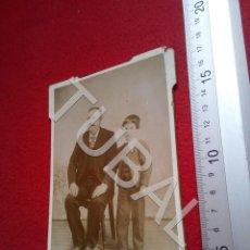 Fotografía antigua: TUBAL GOMEZ FOTOGRAFO MADRID FOTOGRAFIA ORIGINAL 100% B48. Lote 194691056
