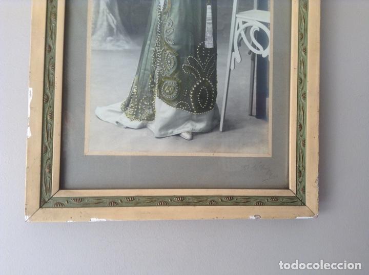 Fotografía antigua: RETRATO DE UNA DAMA - Foto 6 - 195137561