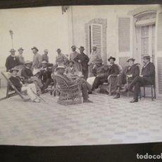 Fotografía antigua: CUBA-FOTOGRAFIA ANTIGUA-VER FOTOS-(V-19.138). Lote 195143800