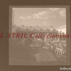 Fotografía antigua: SEVILLA - VISTA - CLICHE NEGATIVO EN CELULOIDE - AÑOS 1930-50. Lote 195225530