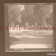 Fotografía antigua: MADRID Y/O ALREDEDORES - VISTA - CLICHE NEGATIVO EN CELULOIDE - AÑOS 1930-50. Lote 195227005