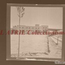 Fotografía antigua: MADRID Y/O ALREDEDORES - VISTA - CLICHE NEGATIVO EN CELULOIDE - AÑOS 1930-50. Lote 195227243